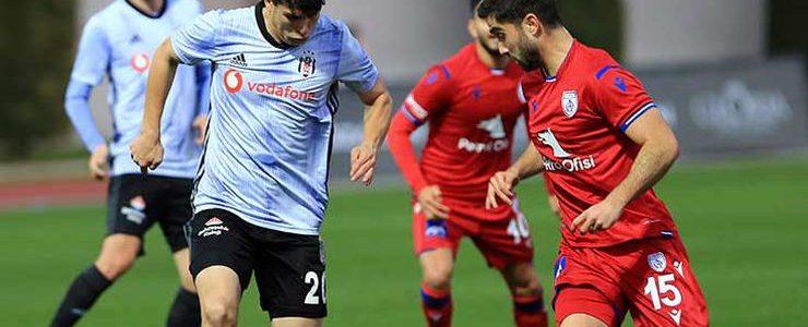 Beşiktaş hazırlık