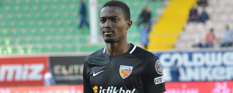 Bernard Mensah